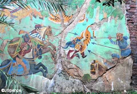Death of the King
