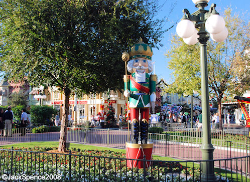 Main Street Mickey's Very Merry Christmas Party