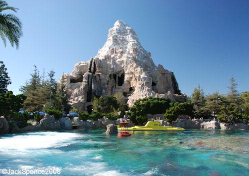 Matterhorn Bobsleds: