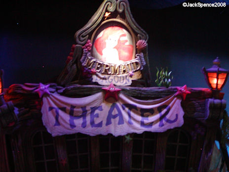Under the Sea presented in the Mermaid Lagoon Theater at Mermaid Lagoon at Tokyo DisneySea