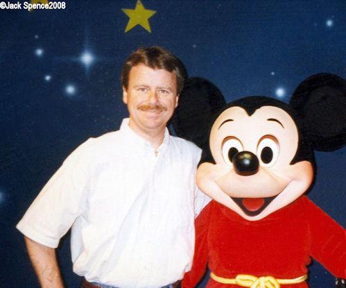 Jack in Mickey's House Tokyo Disneyland