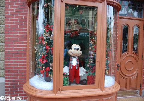 Main Street Window