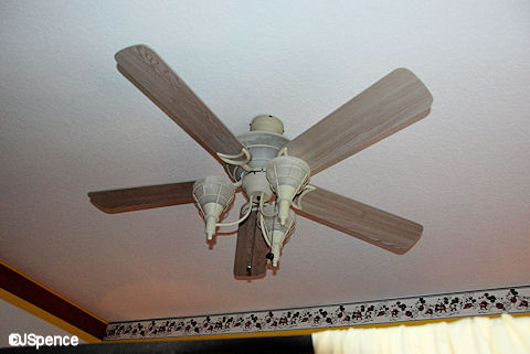 Mickey mouse suite at laffites landing the world according to jack ceiling fan aloadofball Choice Image
