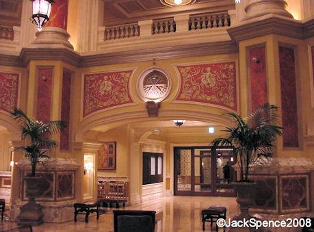 MiraCosta Hotel Lobby Tokyo Disneyland