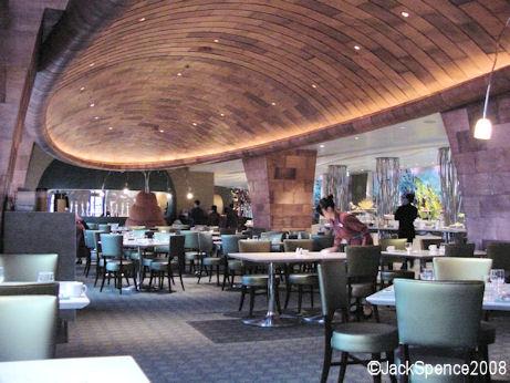 MiraCosta Oceano Restaurant Tokyo Disneyland