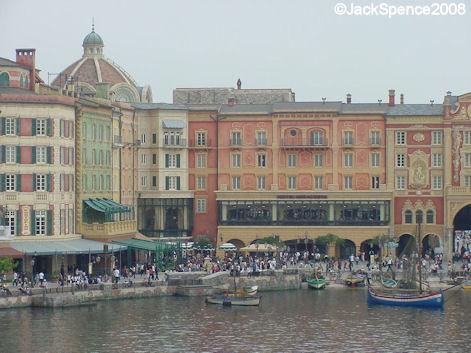 MiraCosta Hotel Porto Paradiso Side Tokyo Disneyland