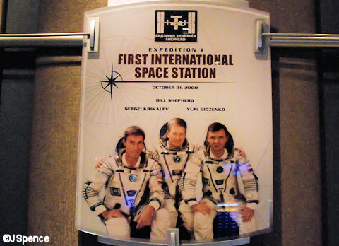 Internation Space Station Crew