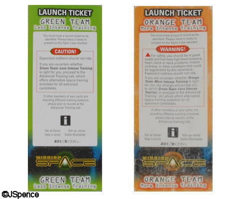 Launch Tickets