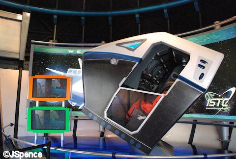 space shuttle simulator epcot - photo #2