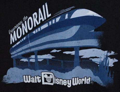 Monorail T-shirt