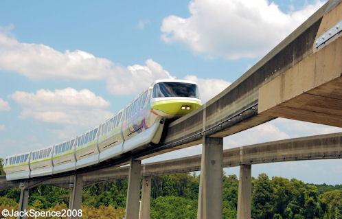 Monorail WDW