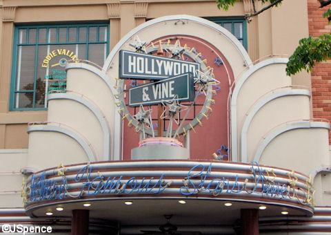 Hollywood & Vine Restaurant