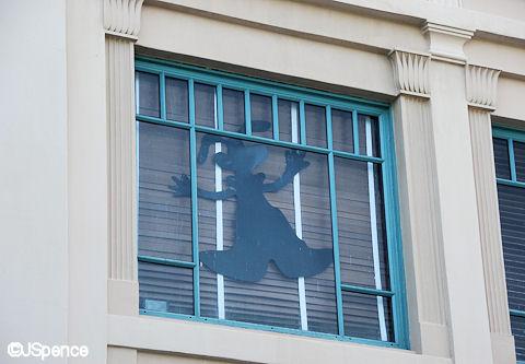 Roger Rabbit Window