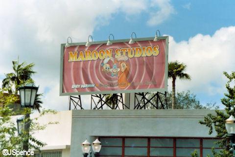 Maroon Studios Billboard