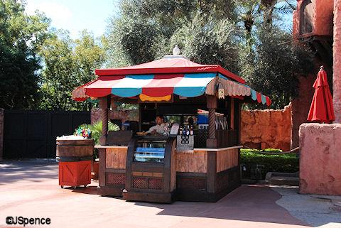 Quick Service Kiosk