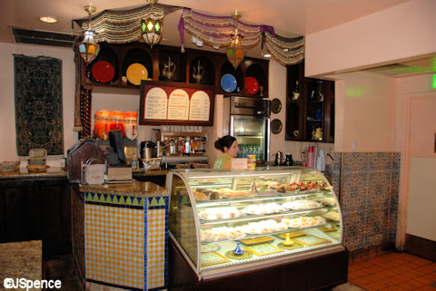 Pastry Bar