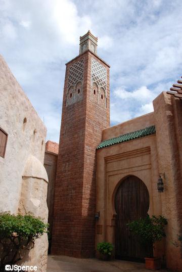Chellah Minaret - Epcot