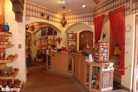 Medina Shops