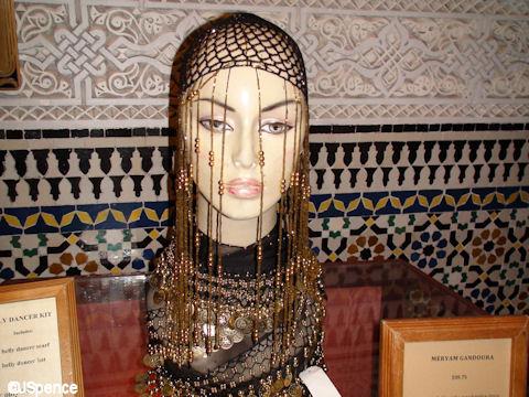 Medina Shops - Belly Dancer Headwear