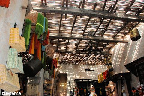 Marketplace in the Medina
