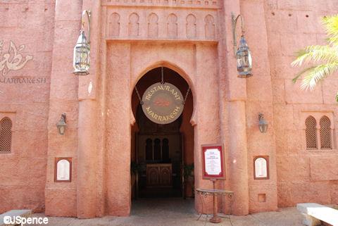 Restaurant Marrakesh - Exterior
