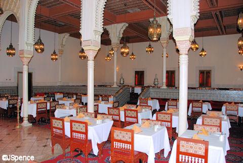 Restaurant Marrakesh - Interior