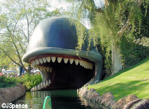 Monstro & Storybook Land Canal Boats