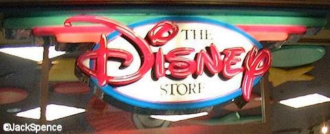 Pier 39 Disney Store