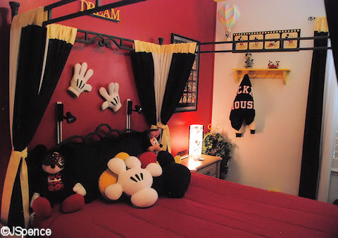Mickey Mouse Suite
