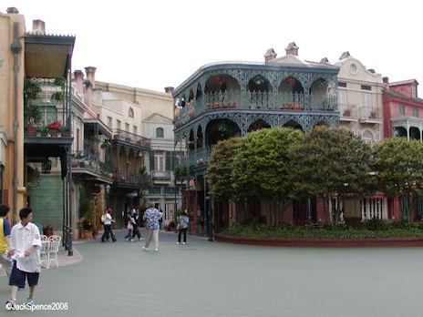 New Orleans Adventureland Tokyo Disneyland