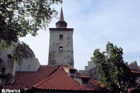 Fortress Steeple