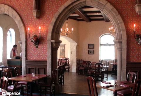 Akershus Royal Banquet Hall Archway