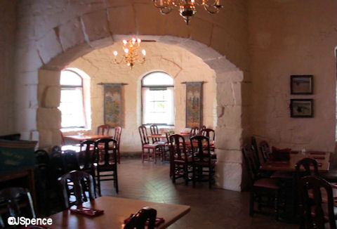 Akershus Royal Banquet Hall Dining Room