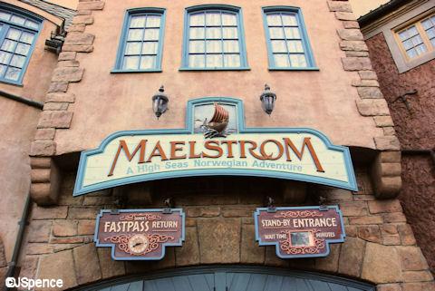 Maelstrom Sign