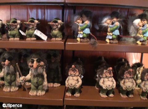Souvenir Trolls