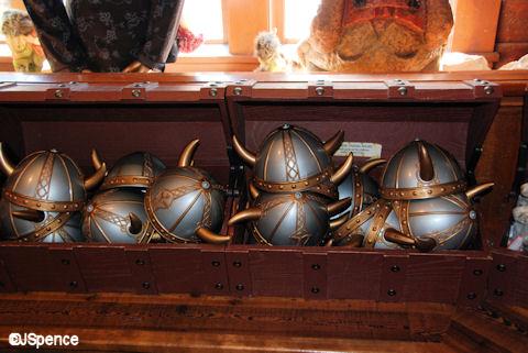 Souvenir Viking Helmets