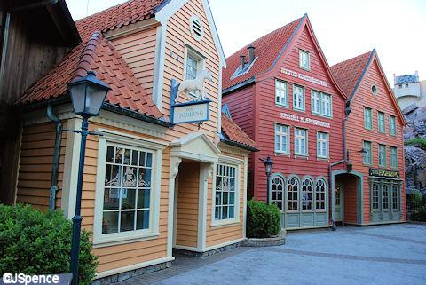 Norway Pavilion Exterior