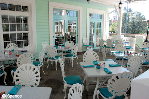 Olivia's Outdoor Seating