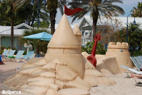 Sand Castle Playground