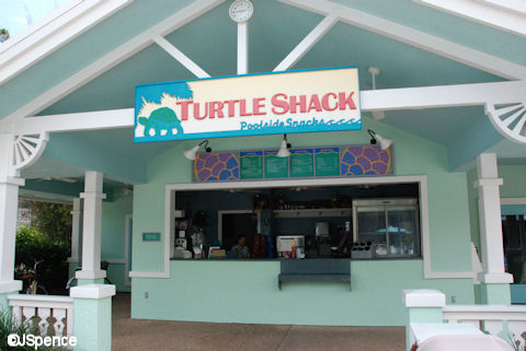 Turtle Shack Snack Bar
