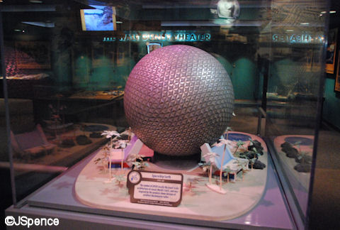 Model of Spaceship Earth