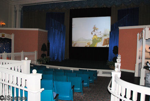 Walt Disney Story Theater