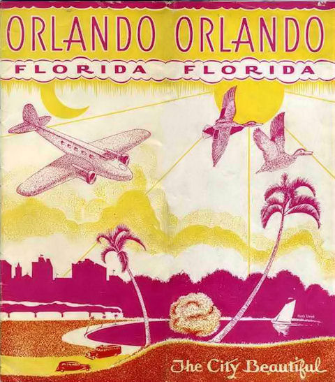 Orlando Promotional Booklet