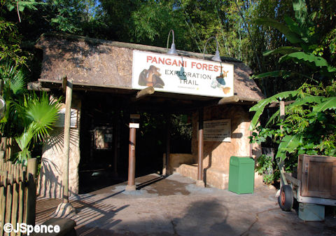 Trail Entrance