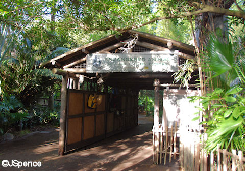 Endangered Animal Rehabilitation Centre