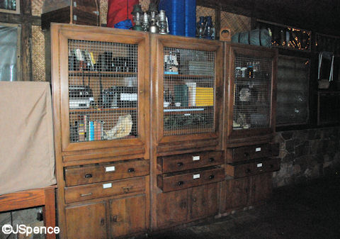 Research Bookshelves