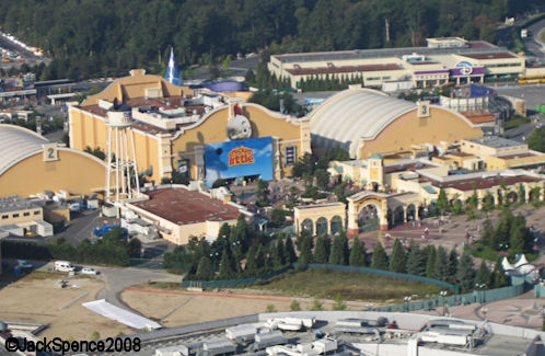 PanoraMagique at Disneyland Paris