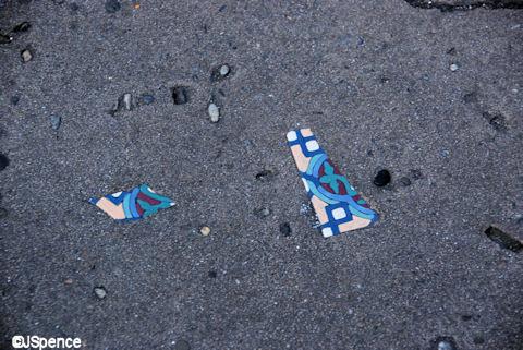 Broken Tile