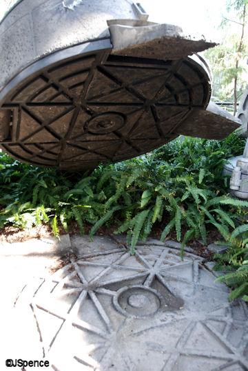 Imperial Walker Footprint