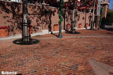 Muppet Courtyard